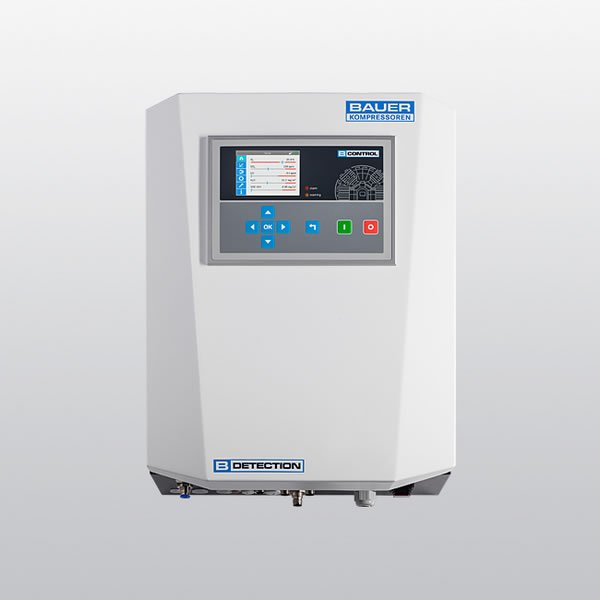 B-DETECTION PLUS s Gas Monitoring System