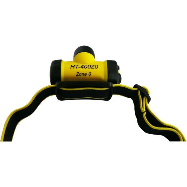 ATEX LED Headtorch HT-400Z0