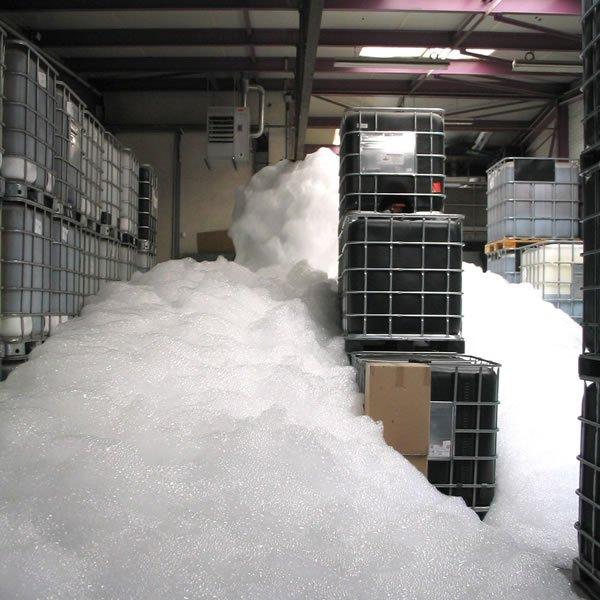 D FOAM Detergent foam