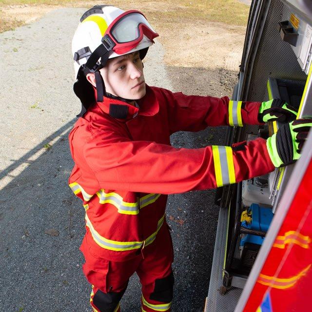 603/602 Wildland Firefighter Suit