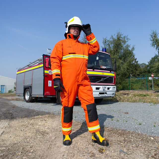 637 Structural Firefighter Suit