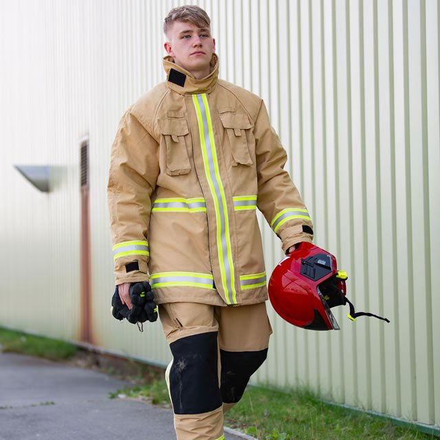 800/805 Structural Firefighter Suit
