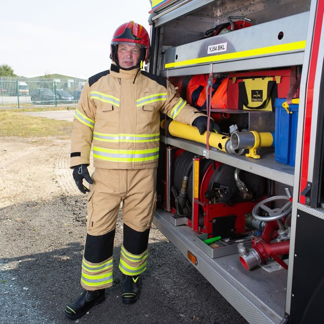 945/940 Structural Firefighter Suit