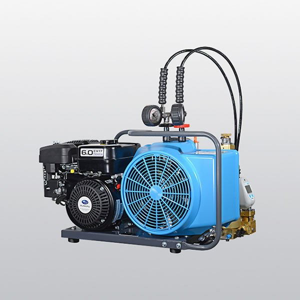 JUNIOR II mobile breathing air compressor