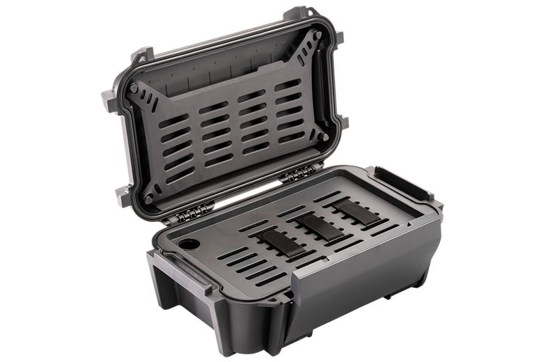 PELI RUCK Cases - Watertight, Crushproof and Dustproof