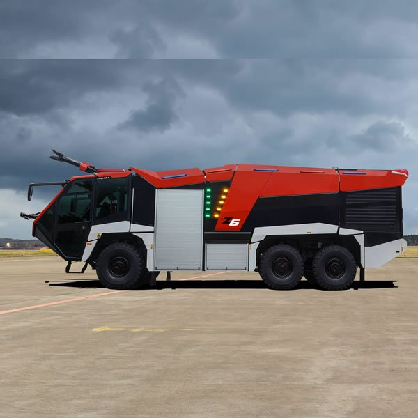 Z6 Airport Firefighting Vehicle