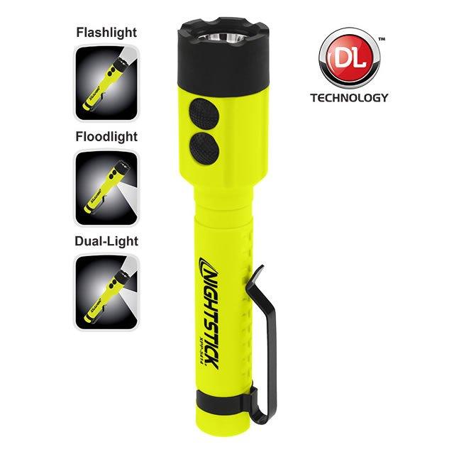XPP-5414GX-K01 Dual-Light Flashlight