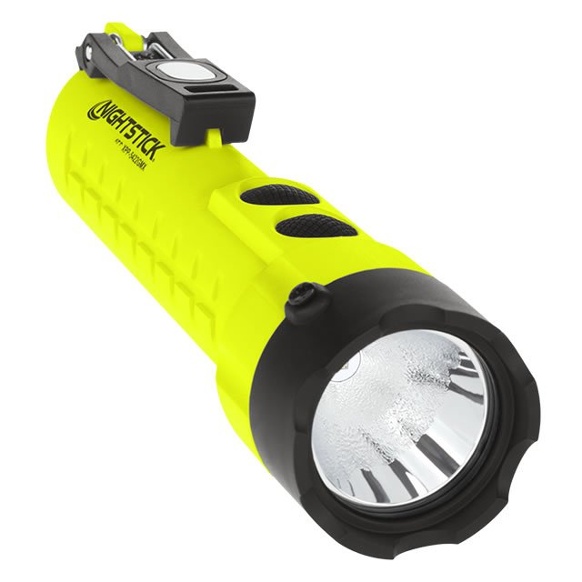 XPP-5422GMX Intrinsically Safe Dual-Light Flashlight