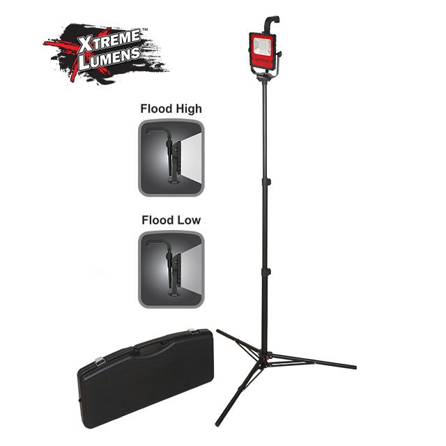 XPR-5590RCX Intrinsically Safe Rechargeable LED Scene Light Kit