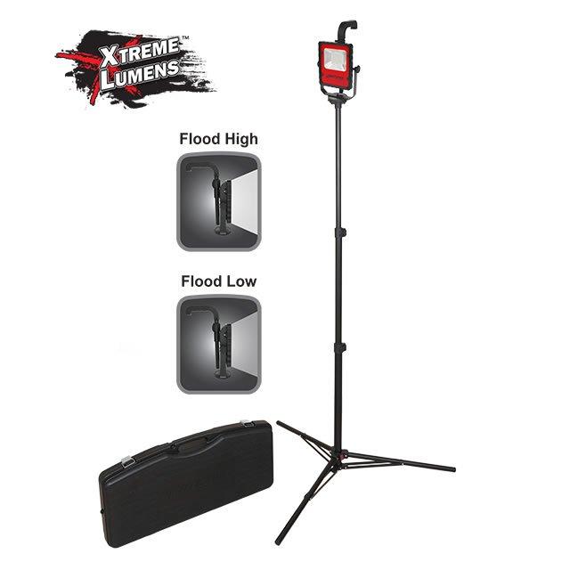 XPR-5590RCX Intrinsically Safe Rechargeable LED Scene Light Kit