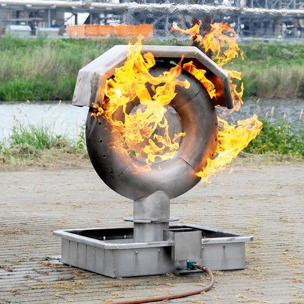 KriBa® TIRE FIRE