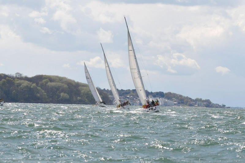 UK Firefighters Sailing Challenge