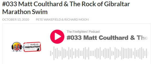 The Firefighters Podcast - 33