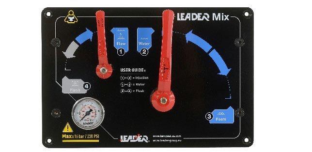 LEADER MIX 2000 Foam Proportioning System