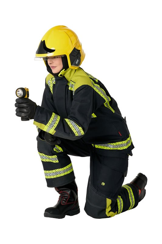 PPE for the world's female firefighters