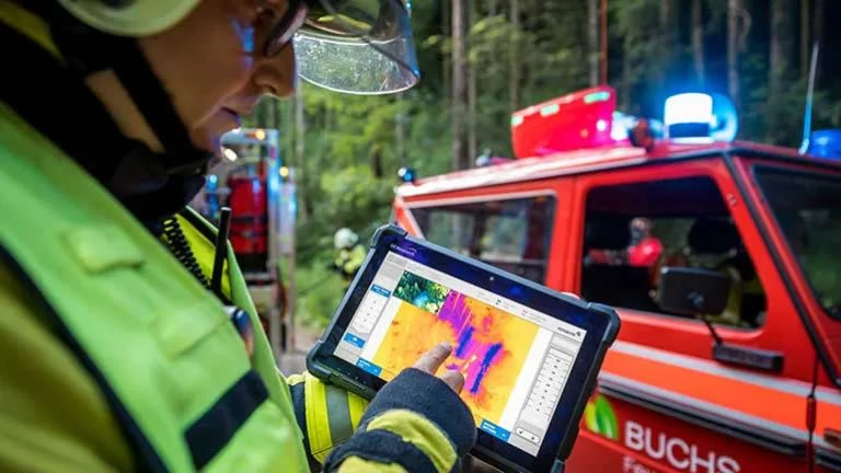 Aerial Intelligence Technologies with European Public Safety teams