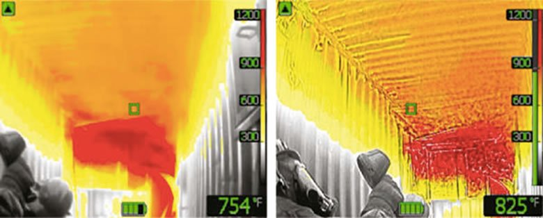 How Thermal Imaging Cameras Help Firefighters See Through Smoke