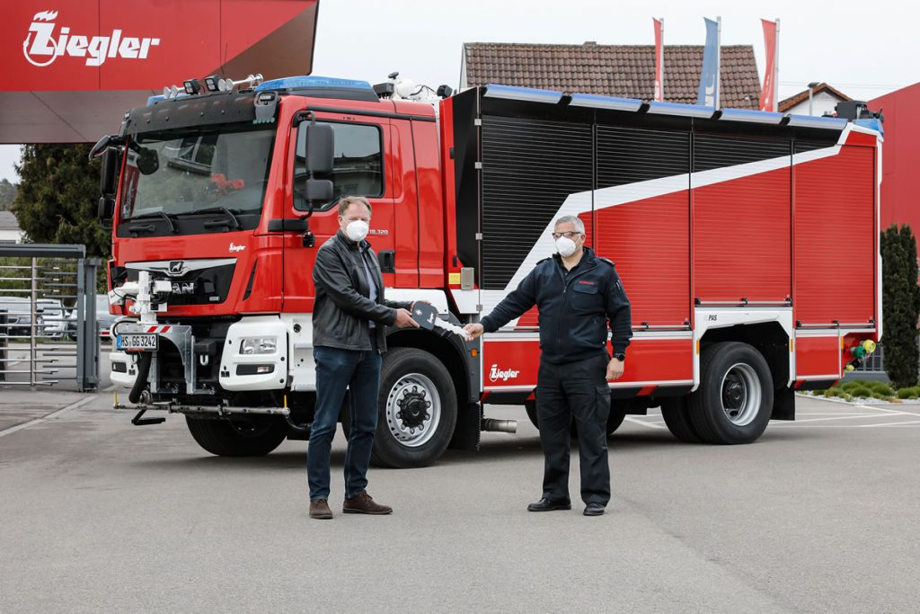 ZIEGLER delivers first tanker with new ALPAS and new Z-Control