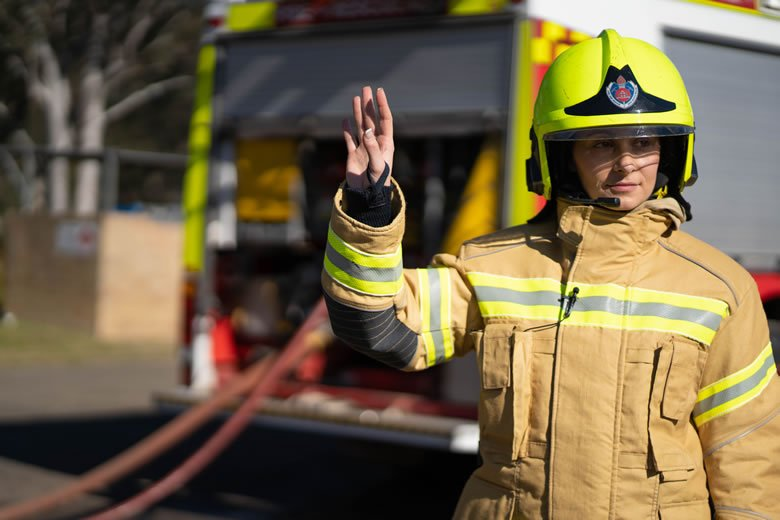 Expertise combined to protect the world's firefighters