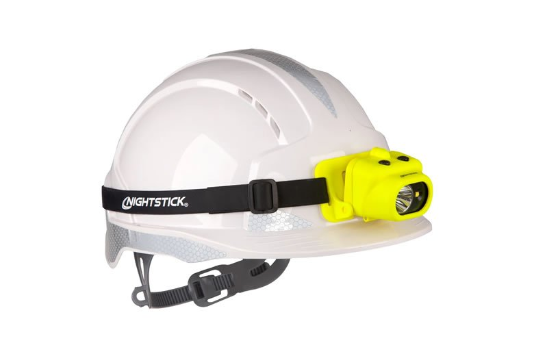 Industry First Magnetically Rechargeable ATEX Zone 0 Headlamp