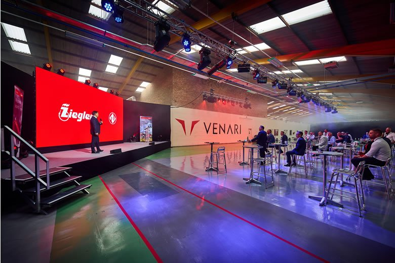 Z-Class presented at AFOA conference by VENARI Group