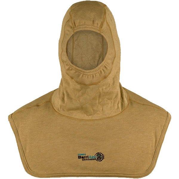 BarrieAire Gold Critical Hood